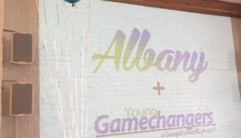 Albany/Dougherty County Announced as Site of Spring 2018 Young Gamechangers Program